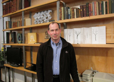 Peter Brantley, Internet Archive