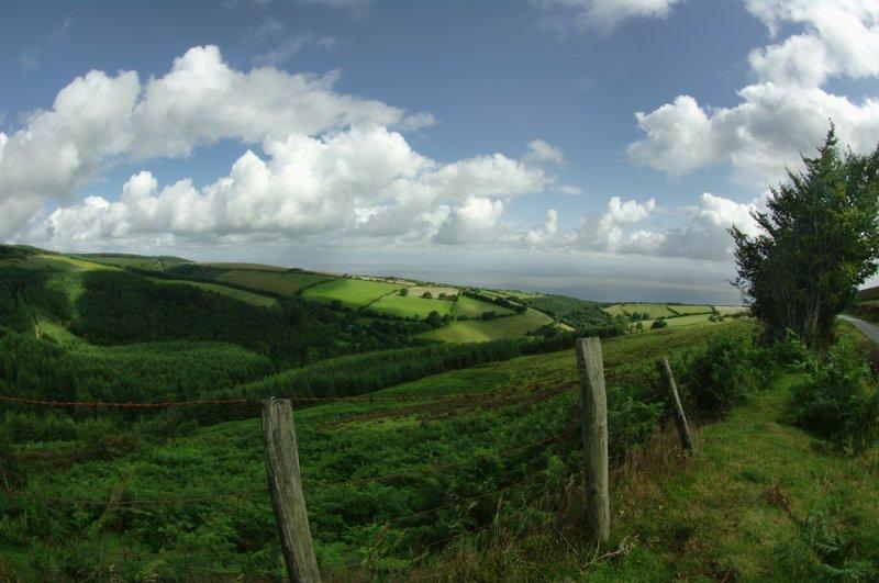Exmoor to the coast