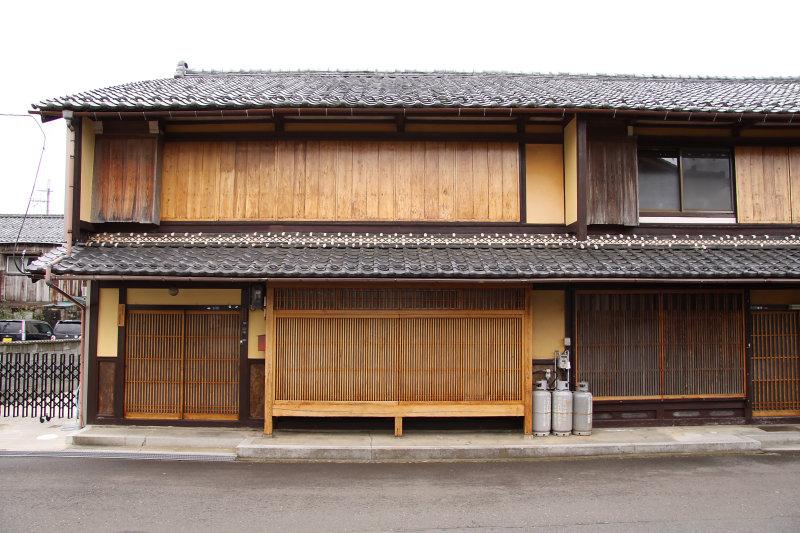 Traditional Fukui-ken machiya