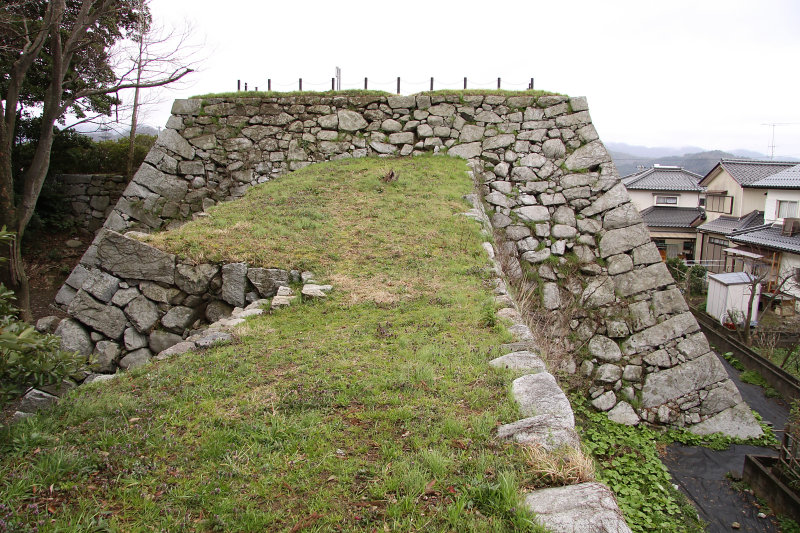 Foundations of Obama-jōs former donjon