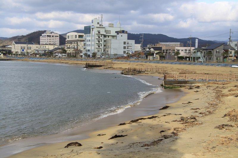 Beachfront on Obama Bay