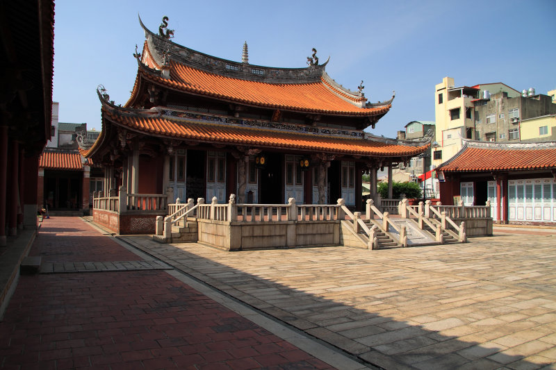 Hall of the Sage, Confucian Temple