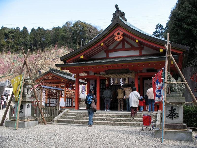 Hime-no-miya Jinja (Ladies Shrine)