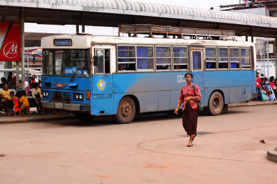 Pai Sai : Tales From A Bus Station