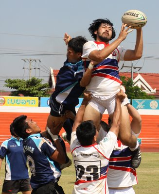 The 2011 Vientiane International Rugby 10s