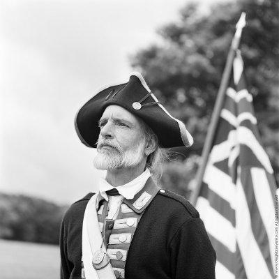 Americans Revolutionary War Portrait I