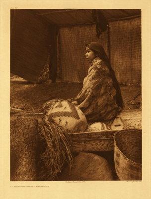 Chiefs daughter - Skokomish