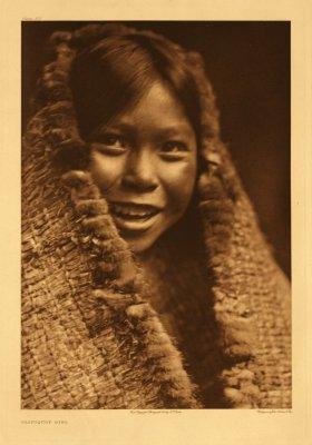 Clayoquot girl