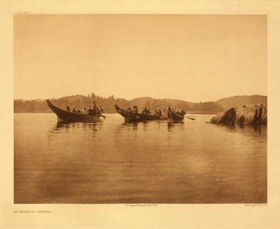 In Kwakiutl waters