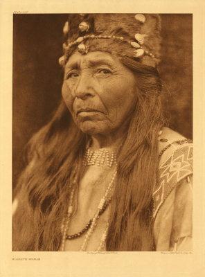 Klamath woman