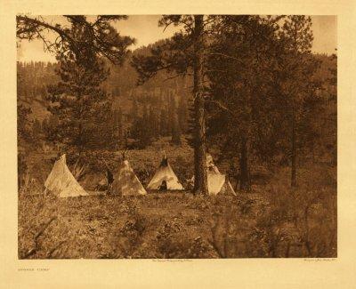Spokan camp