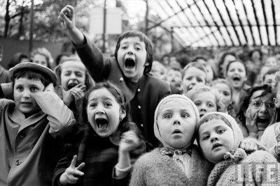Alfred Eisenstaedt /1898-1995/: The Parisians, 1963