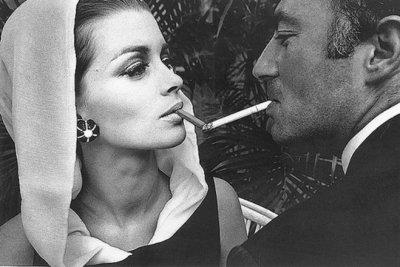 """Harper's Bazaar"", Palm Beach, 1964 © Jeanloup Sieff"