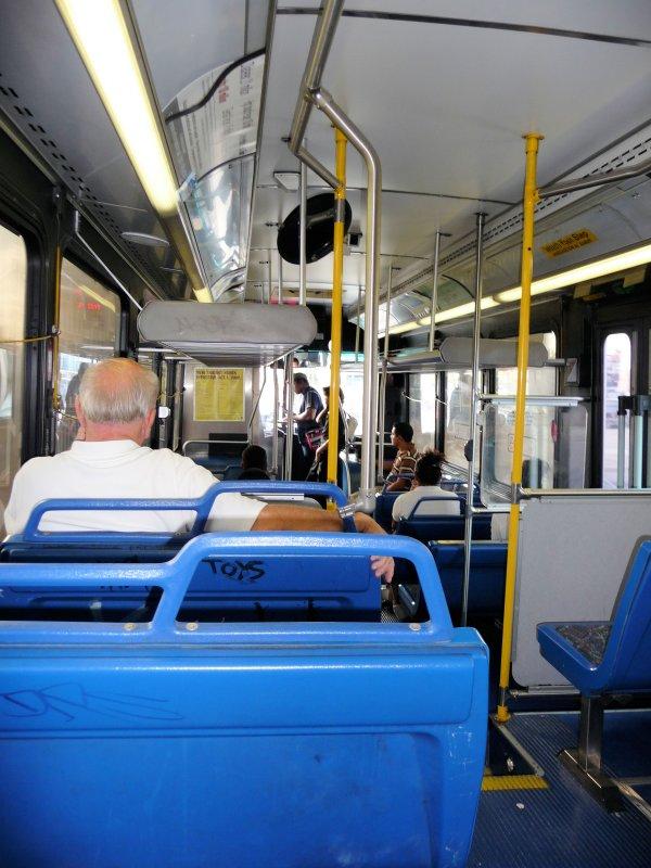 Miami Bus    Route J