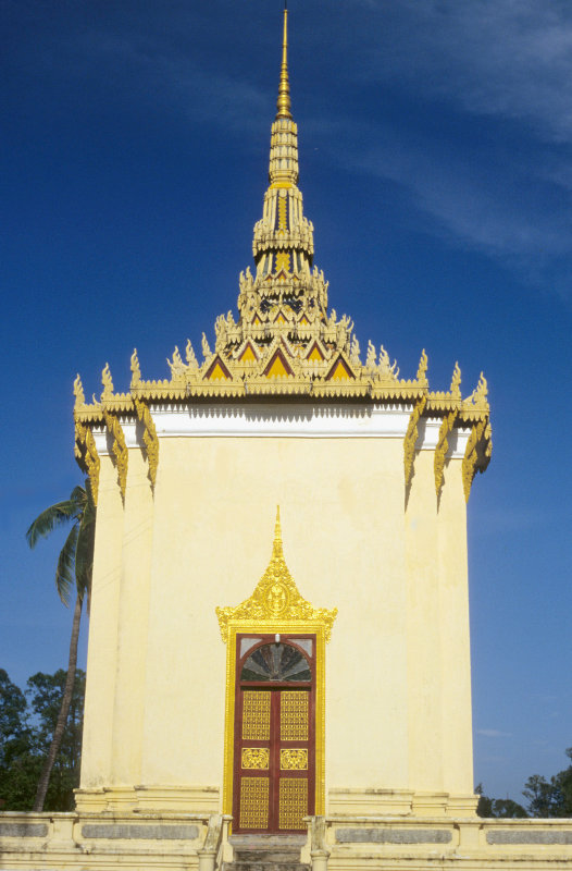 Phnom Penh, Structure within the Royal Palace compound
