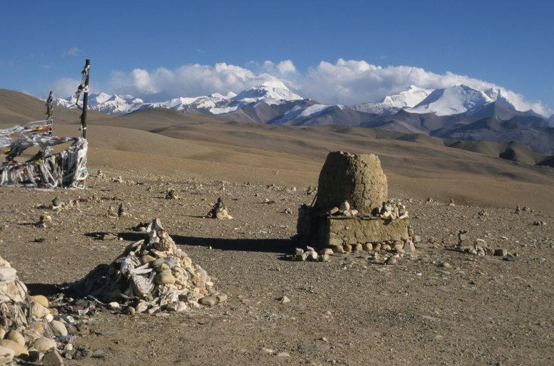 Lalung Leh Pass (altitude 5214 m)