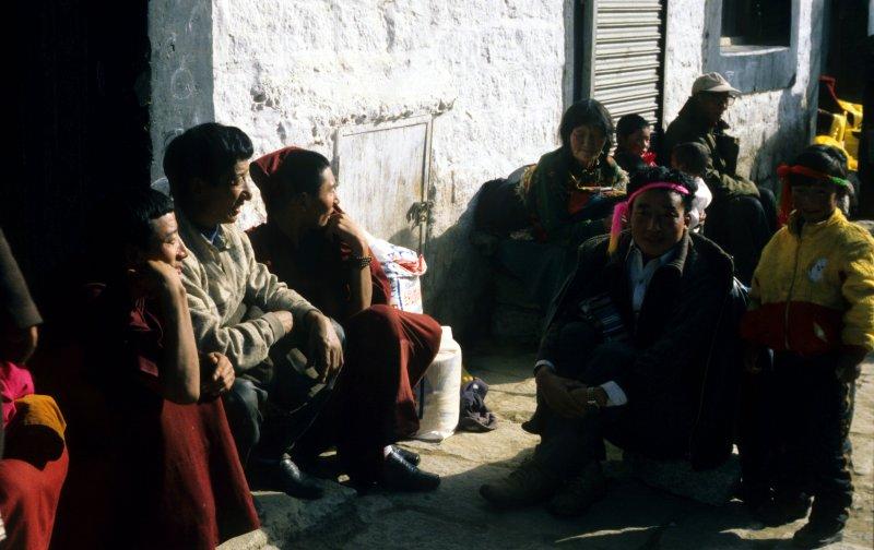 Lhasa people