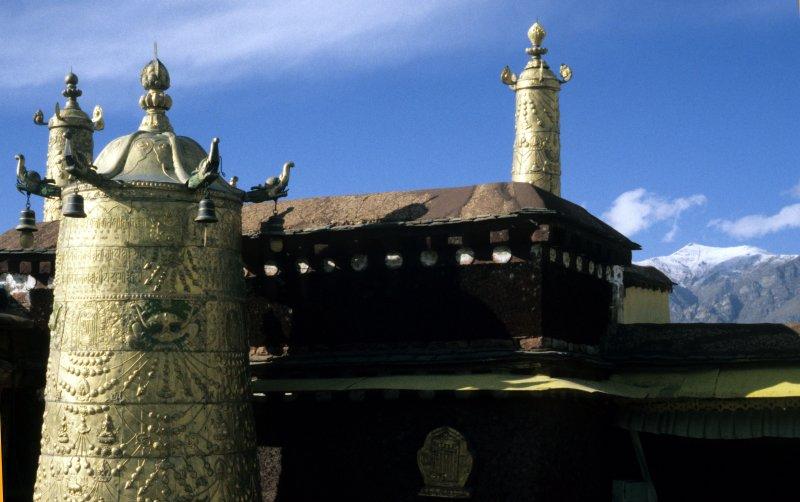 Lhasa, Details of Jokhang temple