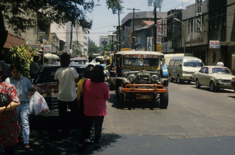 Manila Street life