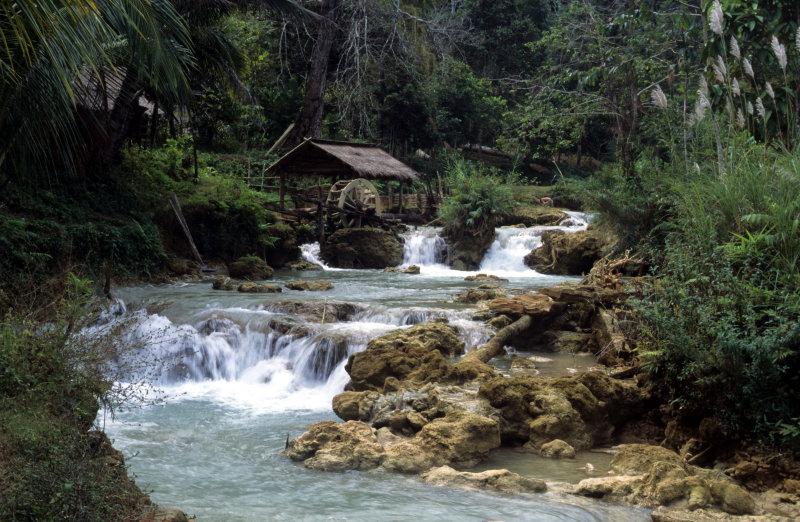 A remote paradise