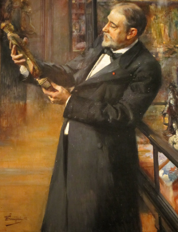 Mr. Emile Etienne Guimet.