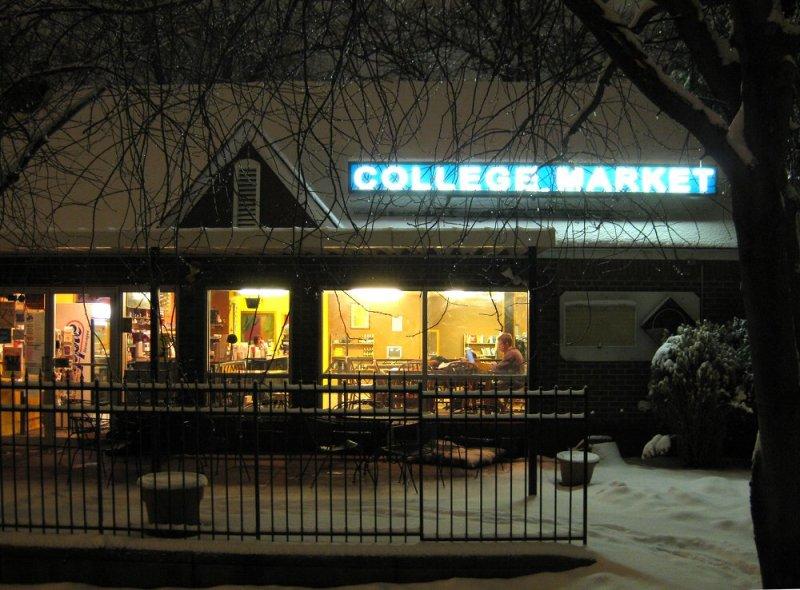 Winter Night at College Market IMG_1102.JPG