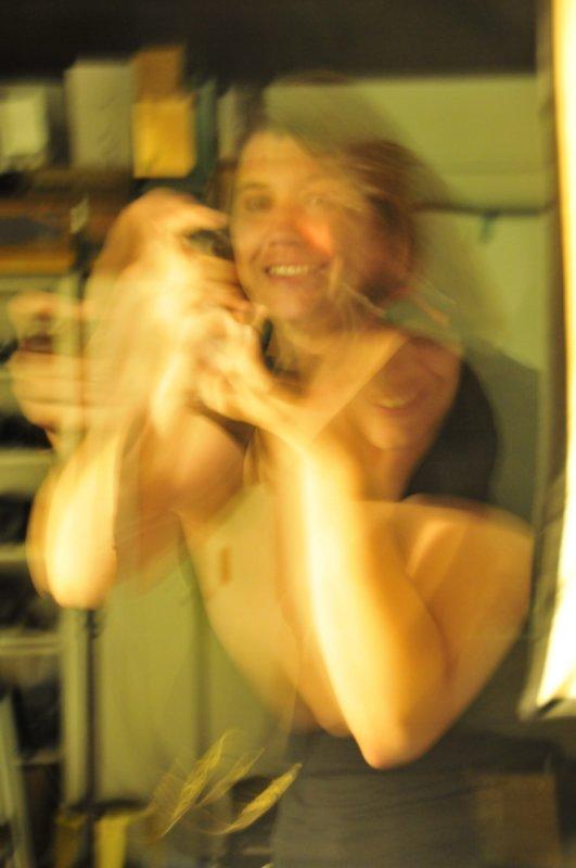 Julie Hillebrandt, an ISU professional photographer, photographing me _DSC3157.jpg