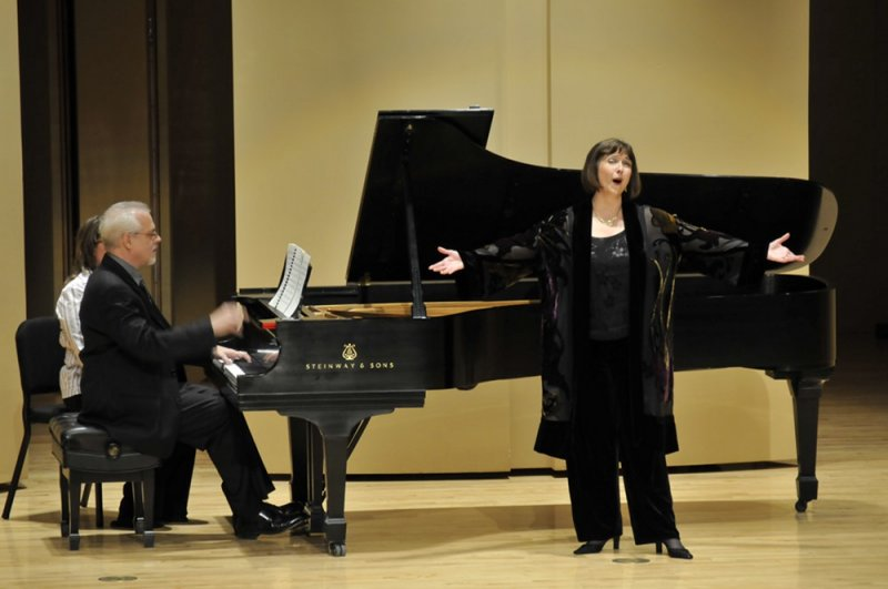 Joyce Guyer and Mark Neiwirth performing at the Jensen Grand Concert Hall Pocatello _DSC3667.JPG
