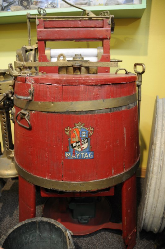 Maytag Washer at Bannock County Historical Museum _DSC1675.jpg