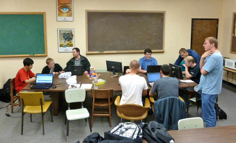 ISU students participating in an international programming contest smallfile P1030089.jpg