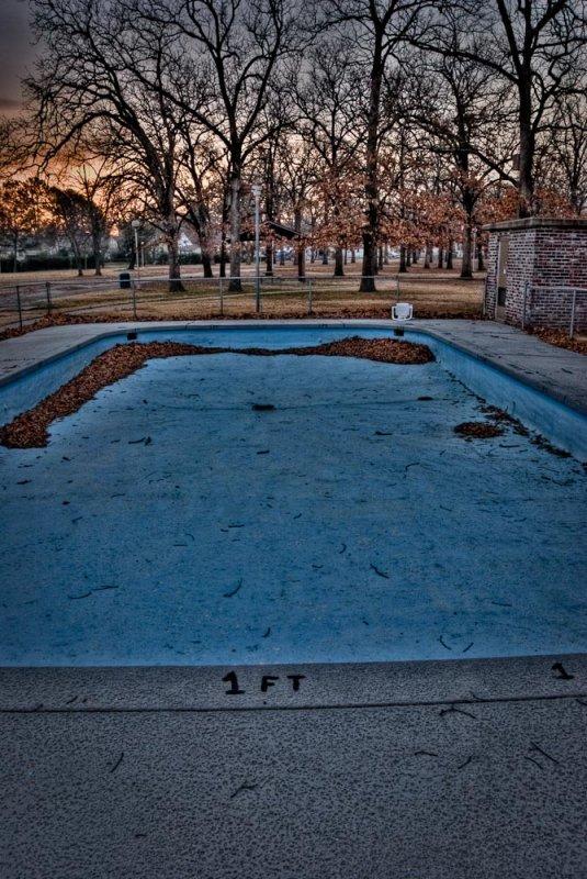 Tilles Park Pool