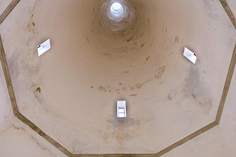 Inside the Chimney
