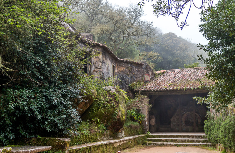 The Convent of the Capuchos