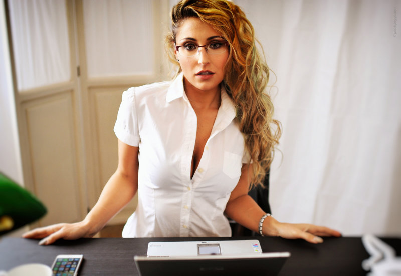I dont think Im going to be losing my secretary again...  :)