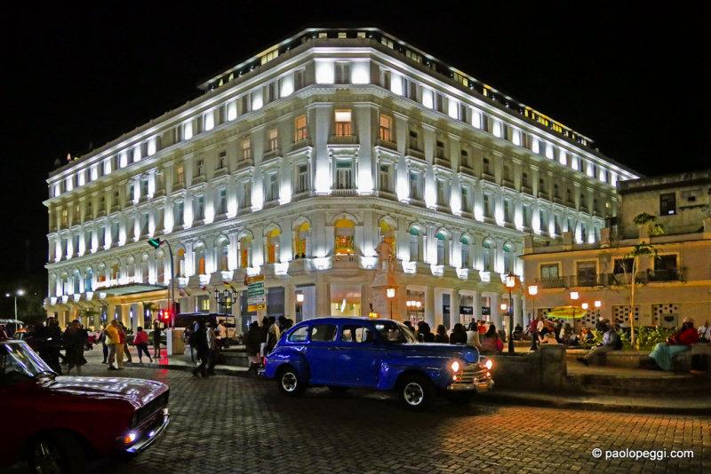 Gran Hotel Manzana,La Habana,Cuba