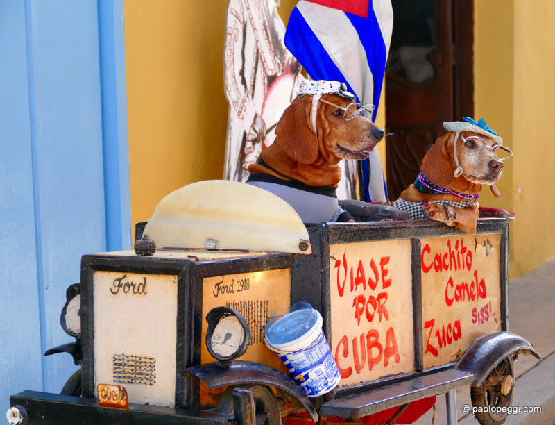 Walking the Havana streets