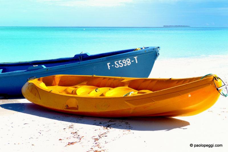 Another day on the Caribbean beach: Cayo Levisa, Cuba
