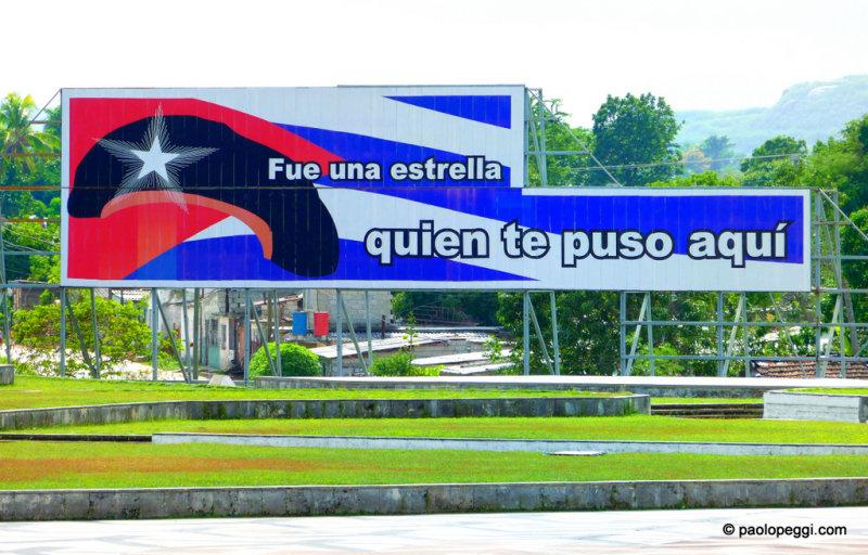 The Che Guevara Mausoleum, Santa Clara,Cuba