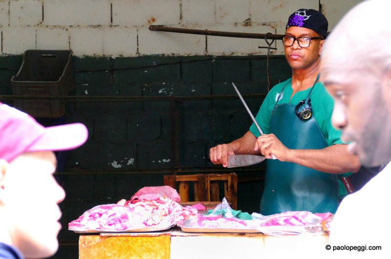 I am Raul the Butcher...