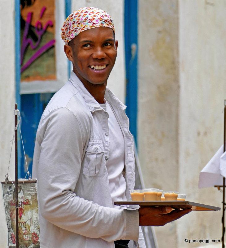 A little taste for everyone. Old Havana, Cuba