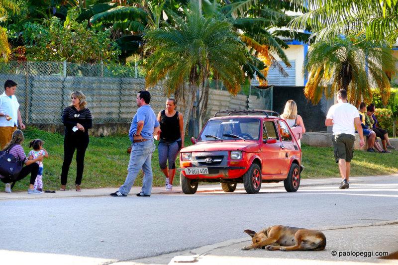 Daylife at Pinar del Rio, Cuba