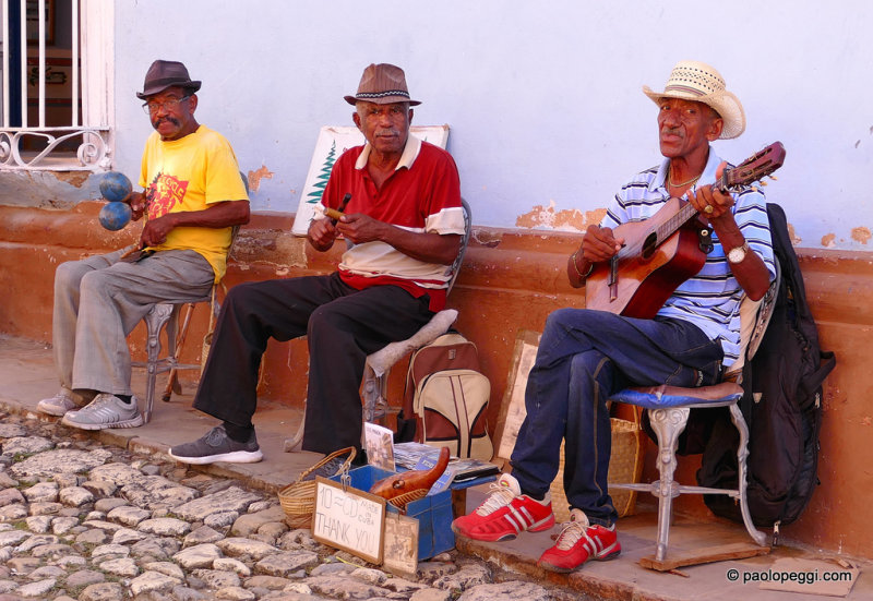 Los Pinos - Trinidad, Cuba