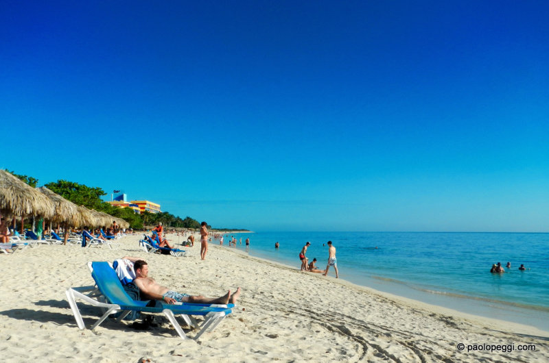 January,11,2018. Caribbean warm place: Brisas Trinidad del Mar All Inclusive Hotel, Cuba
