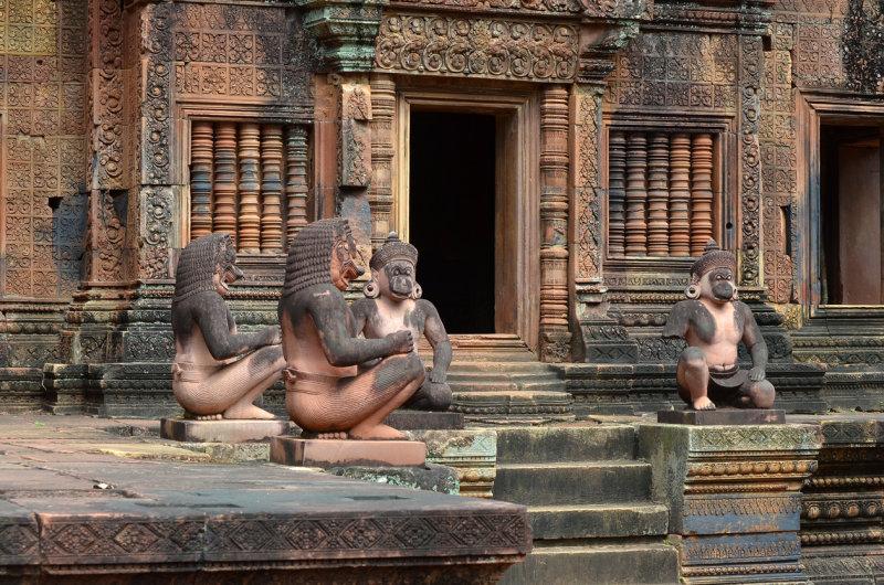 Banteay Srei