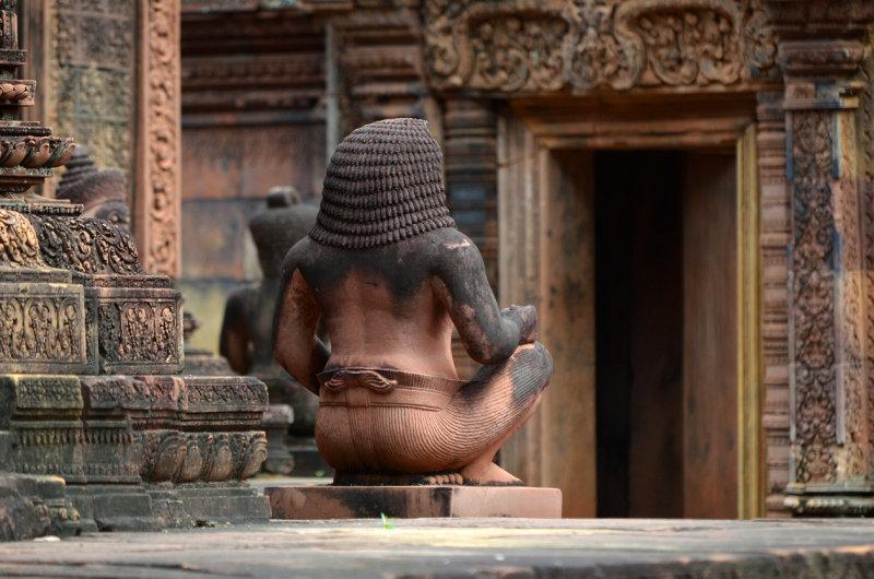 Banteay Srei - Guardian