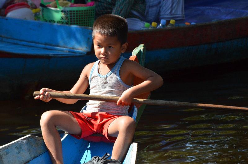Kampong Phluk Commune - Boy