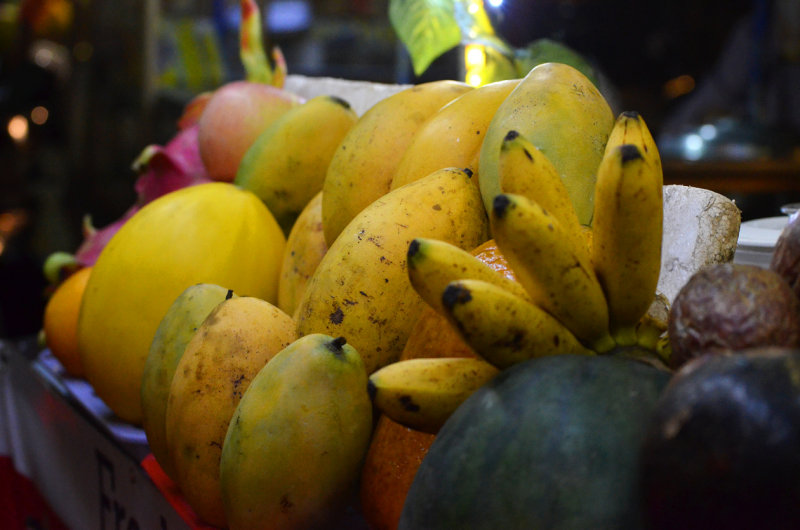 Fresh Fruit - Siem Reap by Night