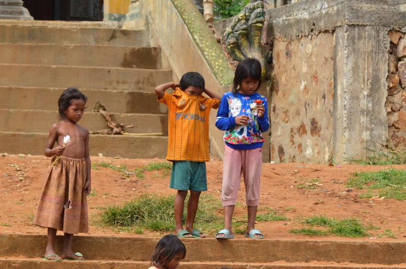 Kampong Phluk Commune - Children