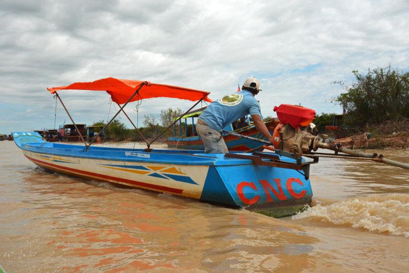 Transport - Lake Tonlé Sap