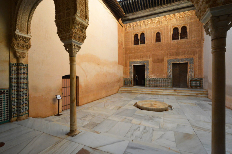 Courtyard - Palace of Comares